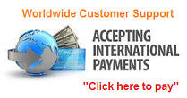 We Accept Worldwide PC Technical Support Payments
